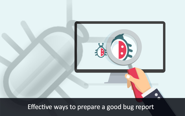 Effective Ways to Prepare a Good Bug Report